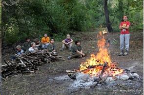 Tabor za seznanjanje mladih z naravo in lovstvom v letu 2017